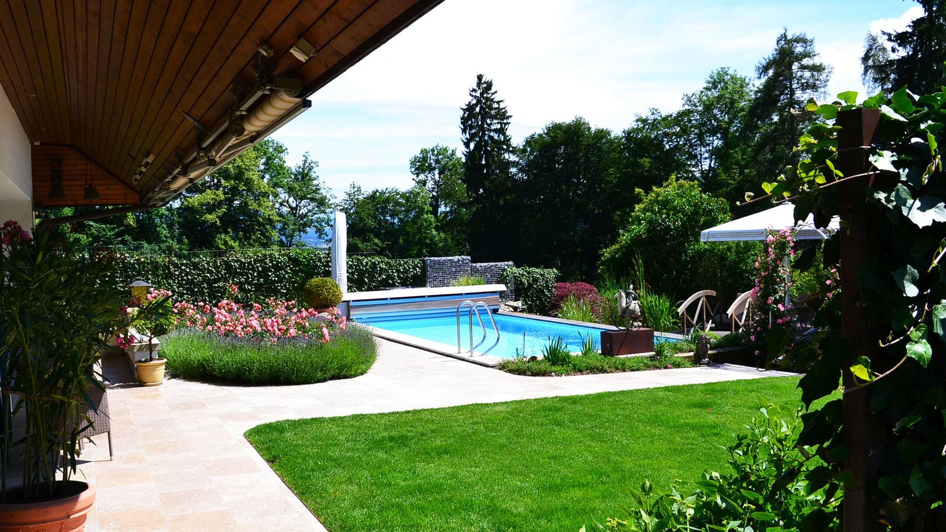 gartengestaltung bern - riggenbach gmbh garten und landschaft, Garten ideen
