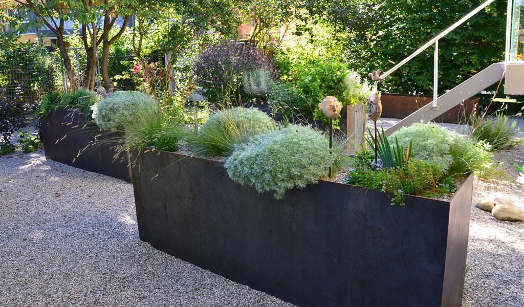 Garten F Zollikofen Gartengestaltung Gartenbau Riggenbach Bern