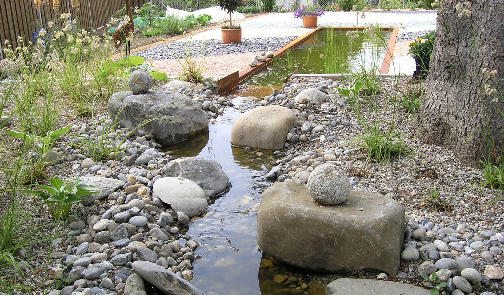 Garten Z. Zollikofen - Gartengestaltung Gartenbau Riggenbach Bern ...